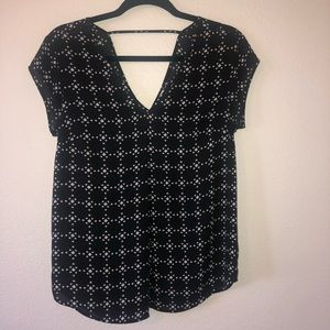 DR2 work blouse